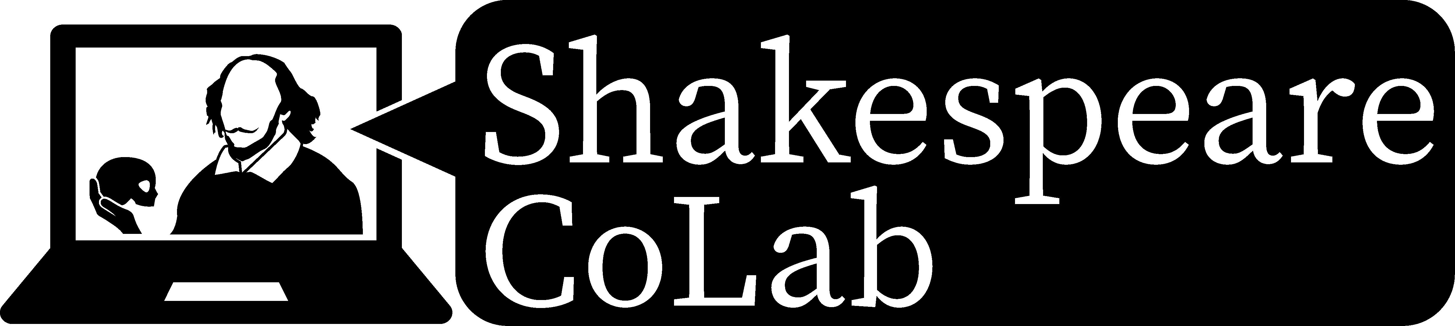 Shakespeare CoLab Logo